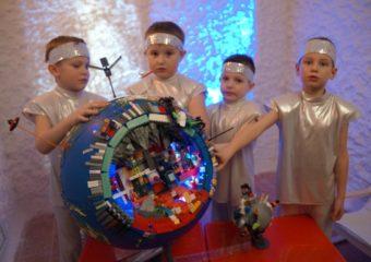 Планета команды «Земляне» МАДОУ детский сад № 73